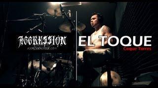 El Toque - Los Inquietos Del Norte ( Drums Ver.)