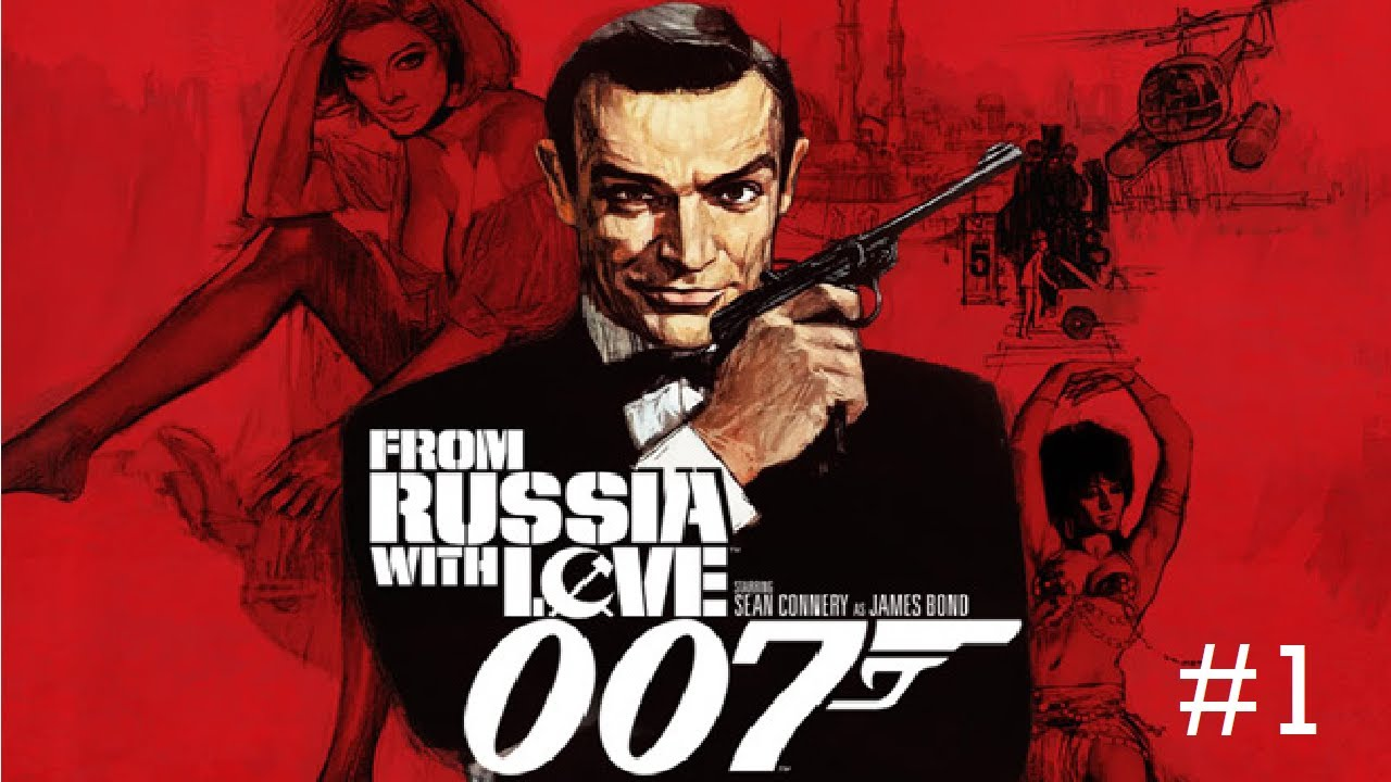 Let S Play 007 From Russia With Love Ps2 Part 1 The Name S Bond
