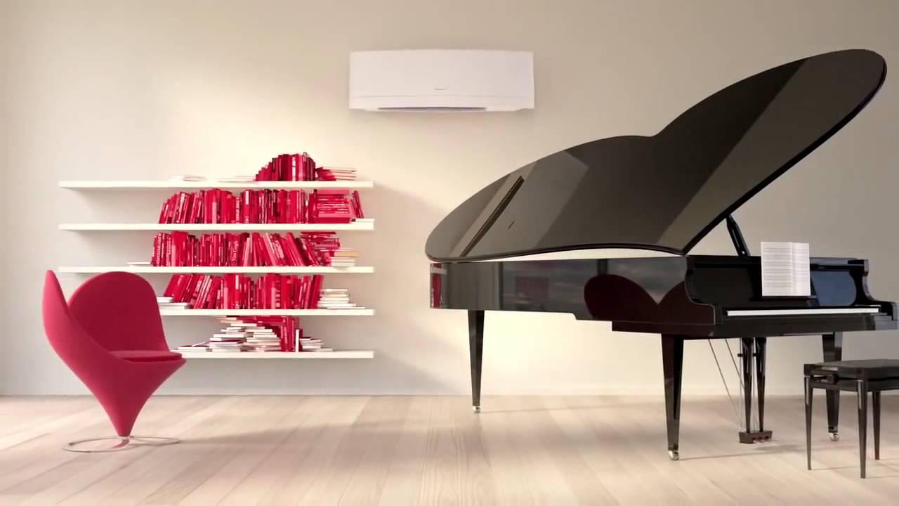 Daikin emura il condizionatore che ha ridefinito il for Design d interni