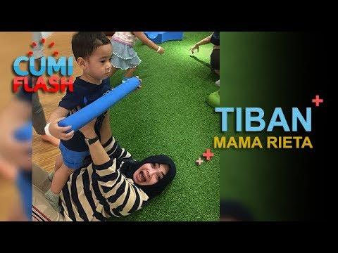 Waduh! Rafathar Tiban Mama Rieta Sampai Mukanya Nggak Karuan - CumiFlash 22 Februari 2018
