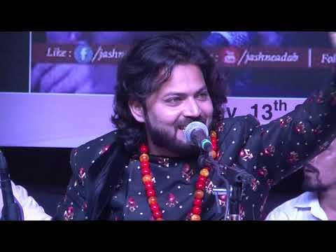 Junaid Sultani's Complete Soulful Performance At Jamia Hamdard   Jashn-e-Adab