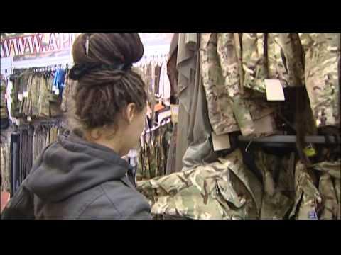 АРМИЛАЙФ.РФ - магазин качественной, недорогой одежды Military, Casual