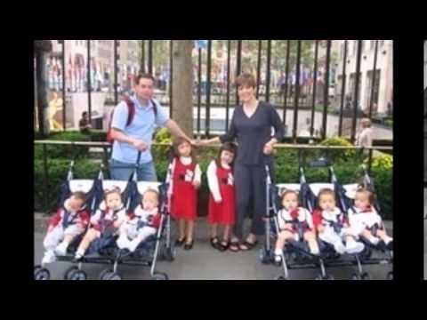 The Gosselin Family (2000-2015.Jon&Kate Plus 8) - YouTube
