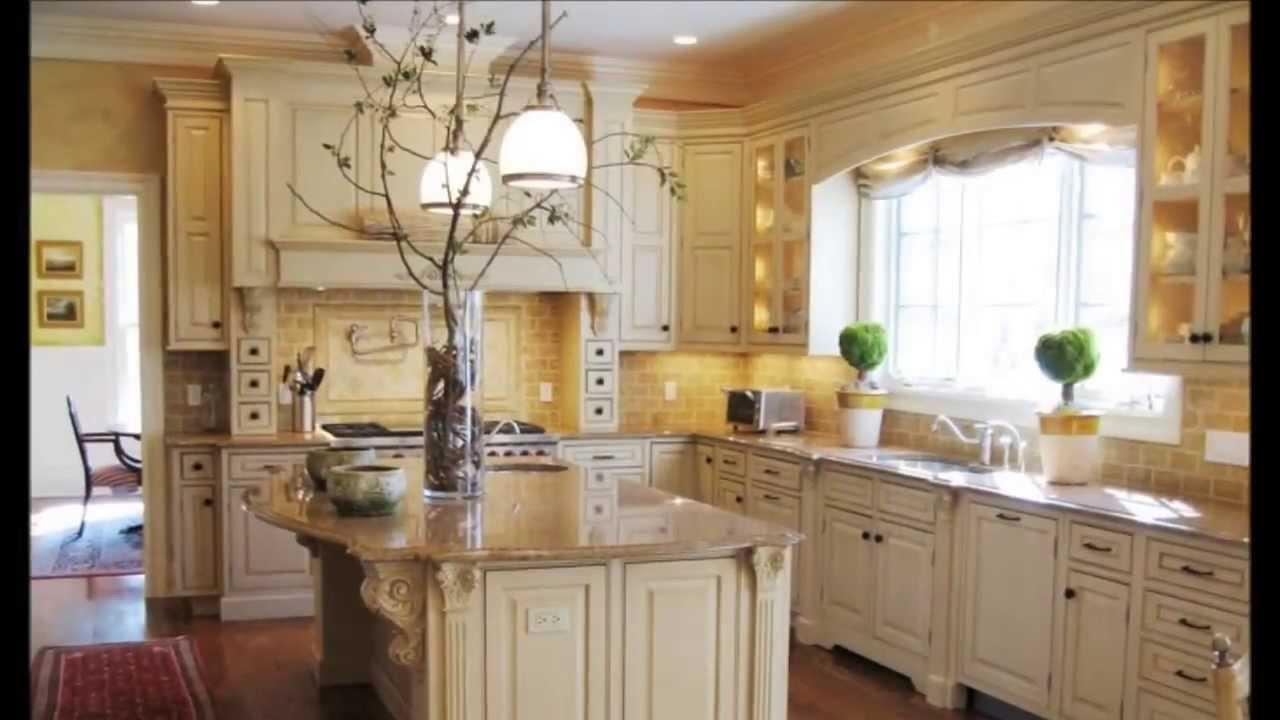 Cozinha Planejada Estilo Provencal Beyato Com V Rios Desenhos