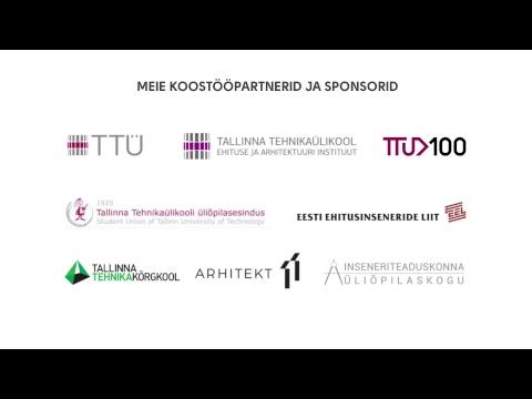 BuildIT konverents TTÜ-s - 18.04.2018