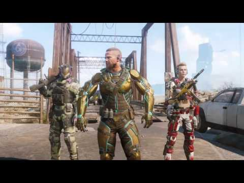 CALL OF DUTY BLACK OPS 3 Online Ps4 DjWilD_Spain En Directo
