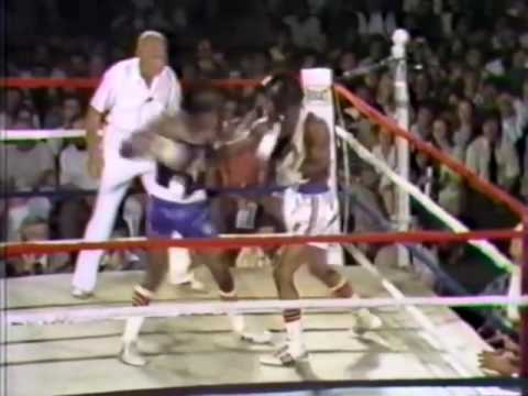 Sugar Ray Leonard vs Bruce Curry Amateur Fight