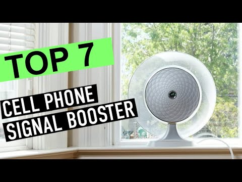 BEST CELL PHONE SIGNAL BOOSTER! (2020)