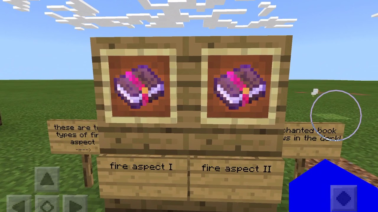 Fire Aspect Enchantment Minecraft Youtube Ah, are people still referring to very old versions of minecraft where the two did not work together? fire aspect enchantment minecraft