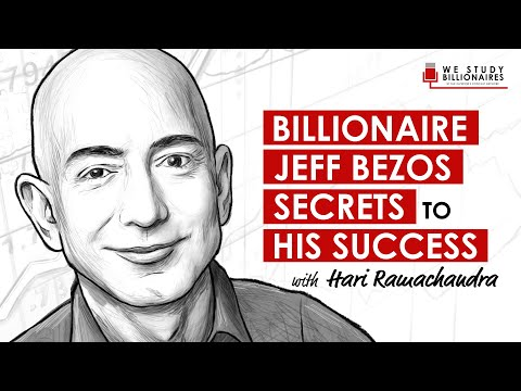 11 TIP: Billionaire Jeff Bezos, Amazon, & The Everything Store