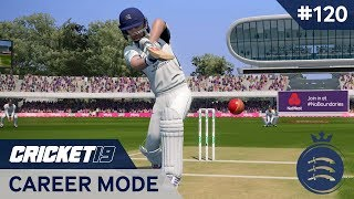 CRICKET 19 | CAREER MODE #120 | 41 OFF AN OVER!?