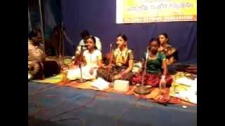 carnatic Music (Hindola Raga) by Sreelakshmi M.S
