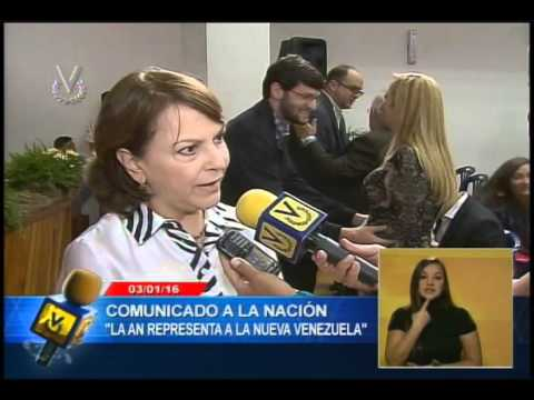 Noticiero Venevisión emisión meridiana del lunes 04 de enero de 2016