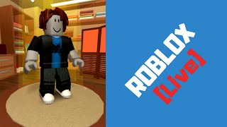 Playing with subscribers-Roblox #1 [Live]