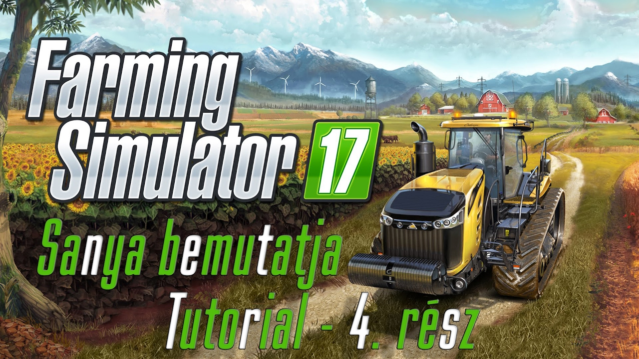 Download 🚜 Farming Simulator 17 Tutorial 🚜 Kombájnok 🚜 Betakarítók 🚜 Tartalom a leírásban
