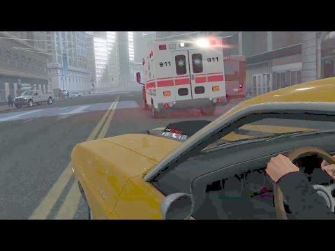 GHOST AMBULANCE - Driver San Francisco - #017