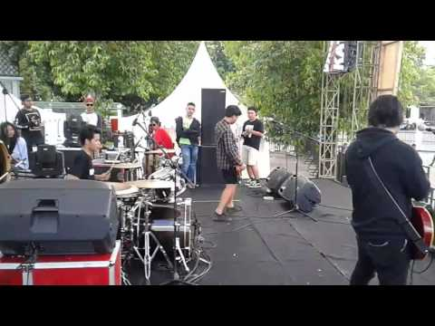 Scared Of Bums - Boring cover by FAD (YOUTH FEST BOYOLALI)