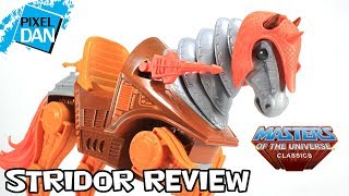 Stridor Masters of the Universe Classics Figure Review