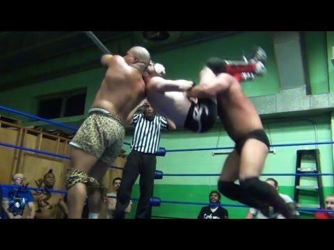 [All Killer 16] Dickinson & Jaka vs. Dunn & Stone, Kentucky Buffet vs. The Front - Beyond Wrestling