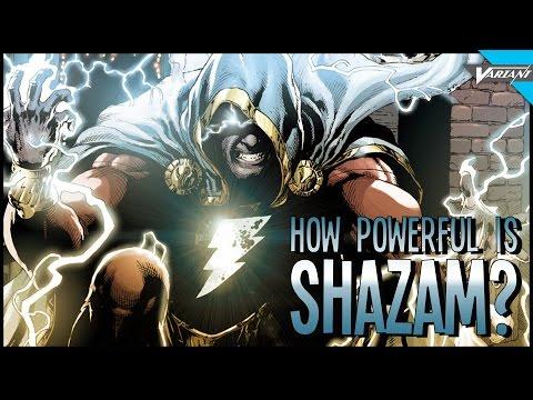 How Powerful Is Shazam?