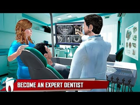 Dentist Surgery ER Emergency Doctor Hospital Games - Android Gameplay