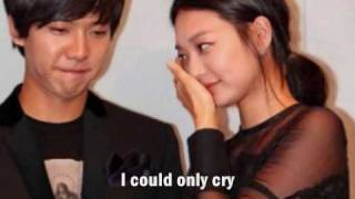 Lee Seung Gi - Losing My Mind [Eng. Sub]