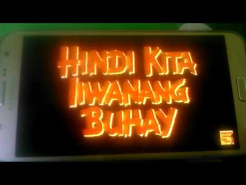 Kapitan Paile: Hindi Kita Iiwanang Buhay (1990) THEATRICAL TRAILER