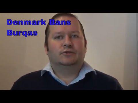 Denmark Bans Burqas in Public