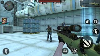 Cover Strike - 3D Team Shooter Android Gameplay #1 screenshot 1