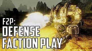 MWO: F2P - Ep 97 'Faction Play Base Defense'