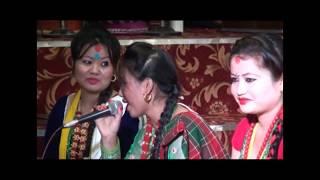 सबैको मनमा गुन्जिने लाईभ दोहोरी हेर्नु भयो ?| New Nepali Live Dohori 2074/2017 By Rabin Lamichane