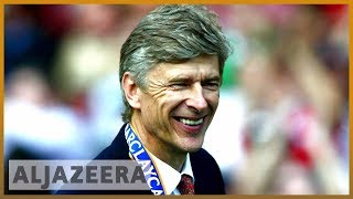 ⚽ Arsene Wenger to leave Arsenal after 22 years | Al Jazeera English
