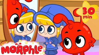 Morphle And The Mirror World - My Magic Pet Morphle | Cartoons For Kids | Morphle TV | Cartoons 2019