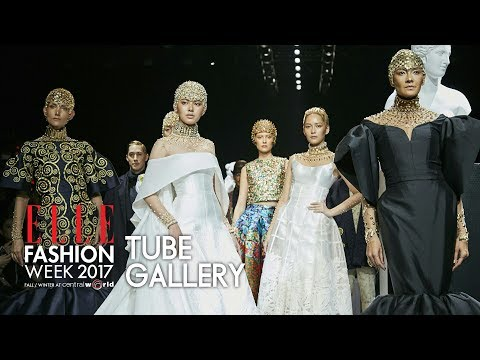 TUBE GALLERY | ELLE Fashion Week Fall/Winter 2017