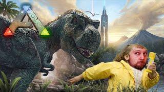 WILLKOMMEN AUF DER DINO-INSEL - Let's Play ARK Survival Evolved #1   Indie Game