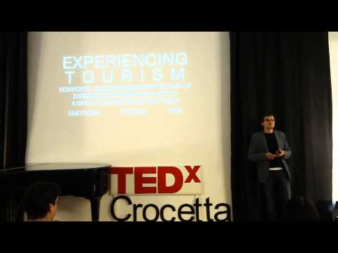 Proximity tourism in an augmented reality perspective: Andrea Carignano at TEDxCrocetta