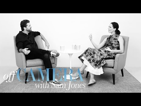 Off Camera with Sam Jones — Featuring Rebecca Hall