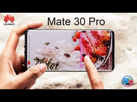Huawei Mate 30 Pro - Will High Rated Progress In 2019!!!