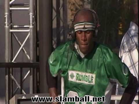 SlamBall - Champ Willis - Game MVP interview