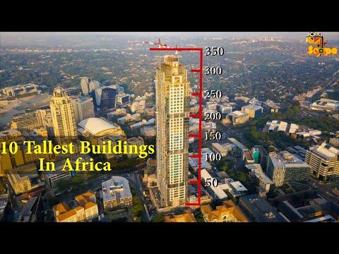 Top 10 Tallest Buildings In Africa