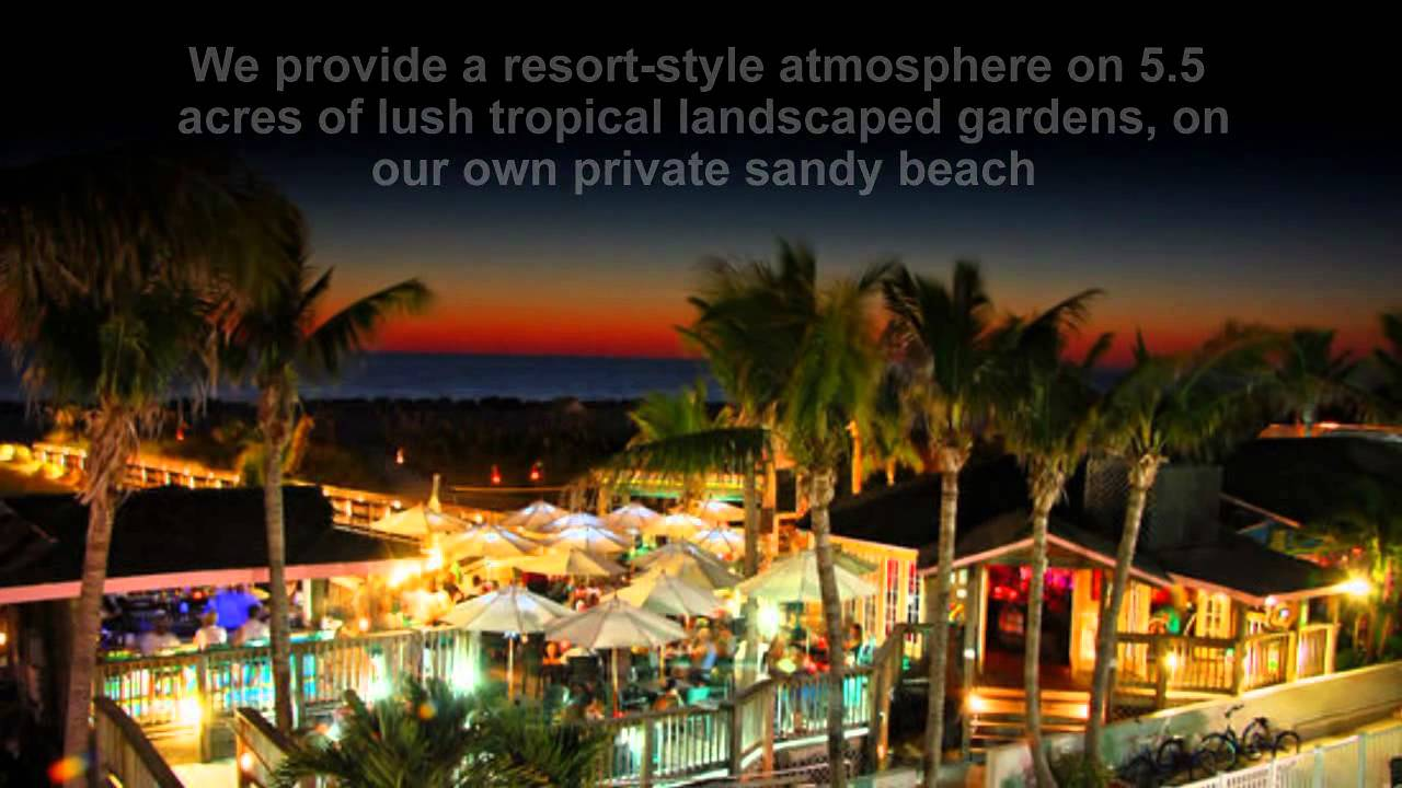 The Beachcomber Hotel St Pete Beach Lodging Florida Beachfront Resort Vacations