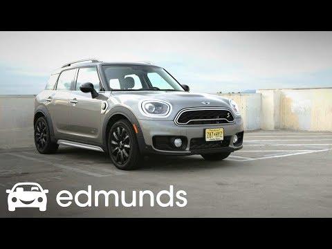 2018 Mini Cooper S E Countryman Plug-In Hybrid Review | Edmunds