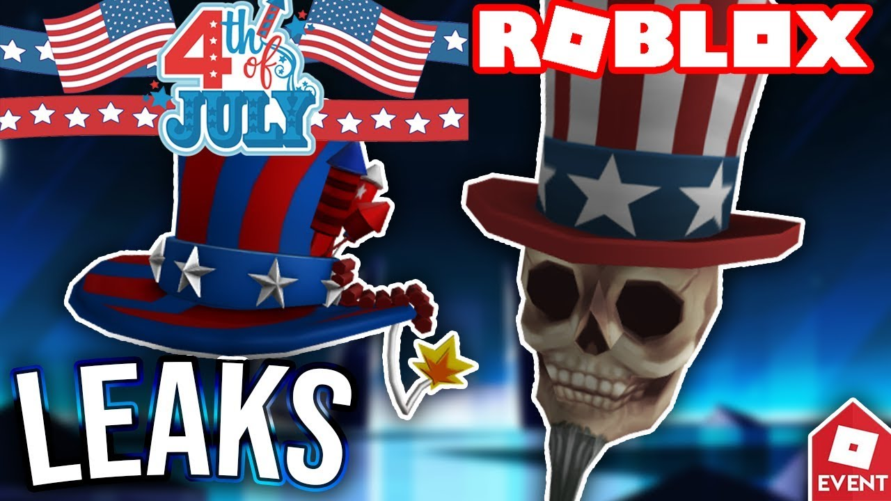 [LEAK] ROBLOX 4TH OF JULY ITEM | Leaks and Prediction