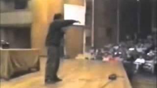 Jaime Garzon Conferencia Universidad Nacional de Colombia 1998