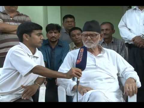 Sushil Koirala Interview By Arjun OLi Nepalgunj Final