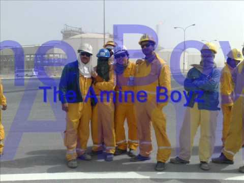 Amine Area Qatar Gas