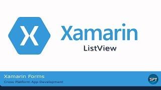 ListView in Xamarin Forms-Xamarin Forms in Hindi