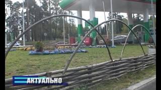 Борисовские АЗС благоустраиваются 13 10 04