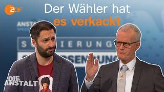 Das Ergebnis der Bundestagwahl steht fest: Es ist enttäuschend