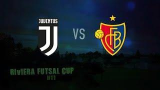 Riviera Futsal Cup U13 2018 World Cup demi-finale  Juventus VS Bâle
